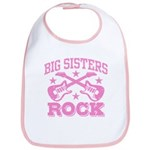 Big Sisters Rock Bib