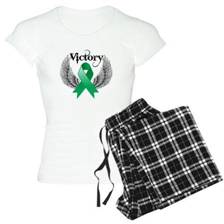 Victory Liver Cancer Women's Light Pajamas