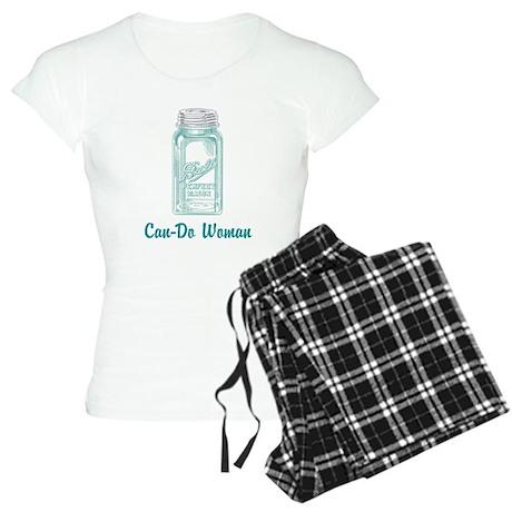 Can-Do Woman Women's Light Pajamas