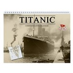 2013 Titanic Commemorative Calendar