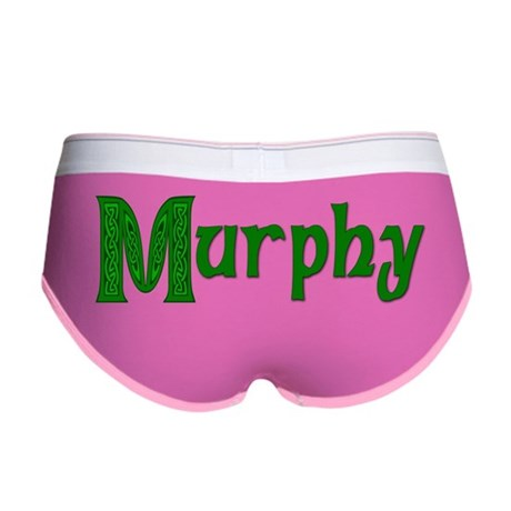 Family Murphy Women's Boy Brief