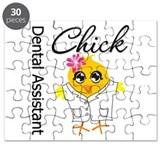 Dental Assistant Chick Puzzle