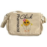 Pharmacist Chick Messenger Bag
