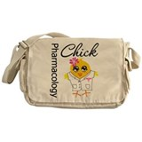 Pharmacology Chick Messenger Bag
