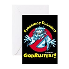 Cool Yaldabaoth Greeting Cards (Pk of 10)