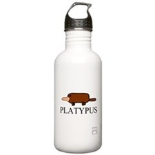 Funny Platypus Water Bottle