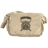 Combat Diver Supervisor w Tab Messenger Bag