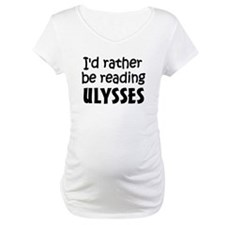 Reading Ulysses Shirt