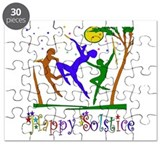 Winter Solstice Dancers Puzzle