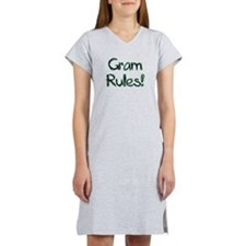 Gram Rules! Women's Nightshirt
