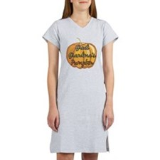 Great Grandma's Pumpkin Women's Nightshirt