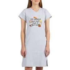 What Happens at Mom-Mom's... Women's Nightshirt