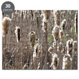 Blooming Cattails Puzzle
