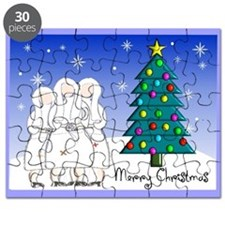 Catholic Nuns Christmas Puzzle