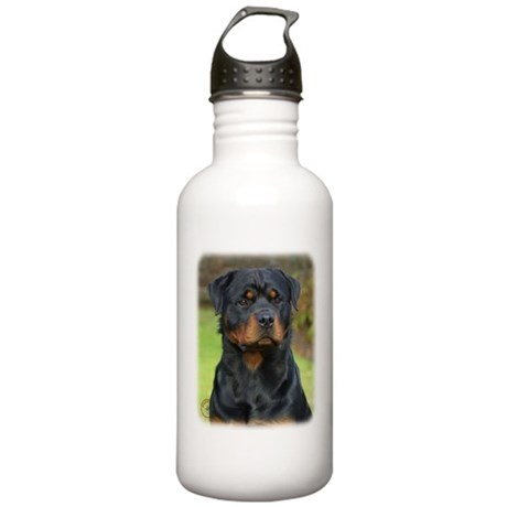 Rottweiler 9W044D-073 Stainless Water Bottle 1.0L