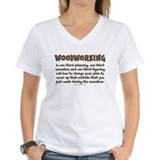 Woodworking Explained Shirt