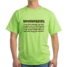 Woodworking Explained T-Shirt