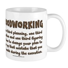 Woodworking Explained Mug