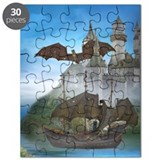 Dragon Castle Puzzle