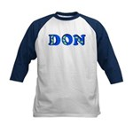 Don Kids Baseball Jersey