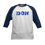 Don Kids Baseball Jersey