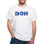 Don White T-Shirt