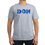 Don Men's Fitted T-Shirt (dark)