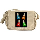 Chemist Messenger Bag