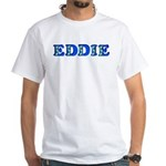 Eddie White T-Shirt