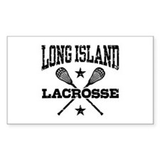 Long Island Lacrosse Decal