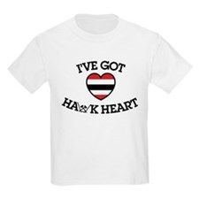 I've Got Hawk Heart T-Shirt