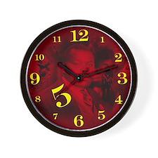 Marcus Garvey Wall Clock