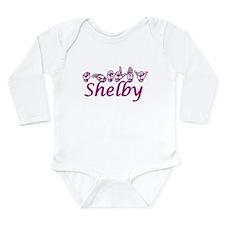 Shelby Onesie Romper Suit