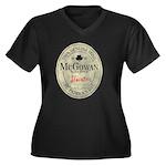 Zombie Buffet Organic Women's Fitted T-Shirt
