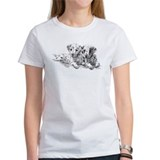 Dalmation Puppies Tee-Shirt