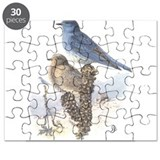 Mountain Bluebird Puzzle