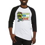 computer crashes Jr. Ringer T-Shirt