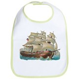 Tall Ship Bib