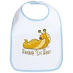 Banana Slug Babe Bib