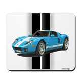 New Racing Car Mousepad