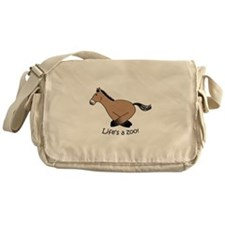 P-horse Messenger Bag