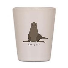 Sea/Sea lion Shot Glass