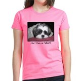 Cute Shih Tzu Dog Tee