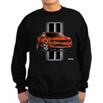 New Camaro Red Sweatshirt (dark)