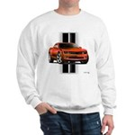 New Camaro Red Sweatshirt