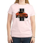 New Camaro Red Women's Light T-Shirt