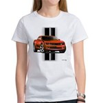 New Camaro Red Women's T-Shirt