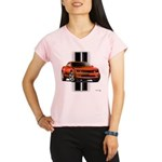 New Camaro Red Performance Dry T-Shirt