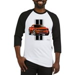 New Camaro Red Baseball Jersey