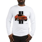 New Camaro Red Long Sleeve T-Shirt